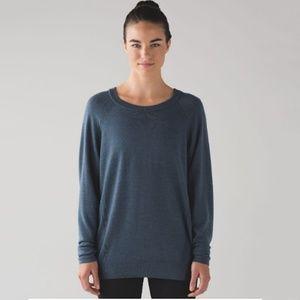 Lululemon Rising Salutation Merino Wool Sweater 8